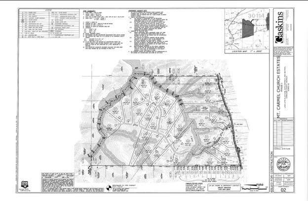 887 Mt Carmel Church Lane Lot 8, Canton, GA 30114 (MLS #9047152) :: Rettro Group