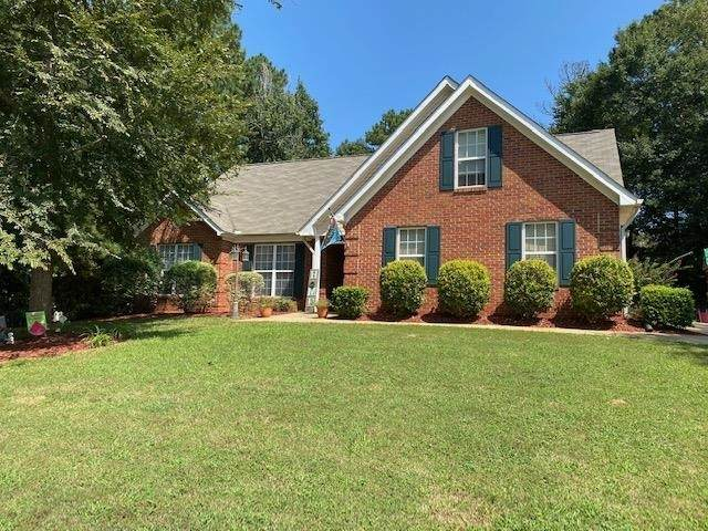 210 Lake Chase Drive N, Griffin, GA 30224 (MLS #9048740) :: Crown Realty Group