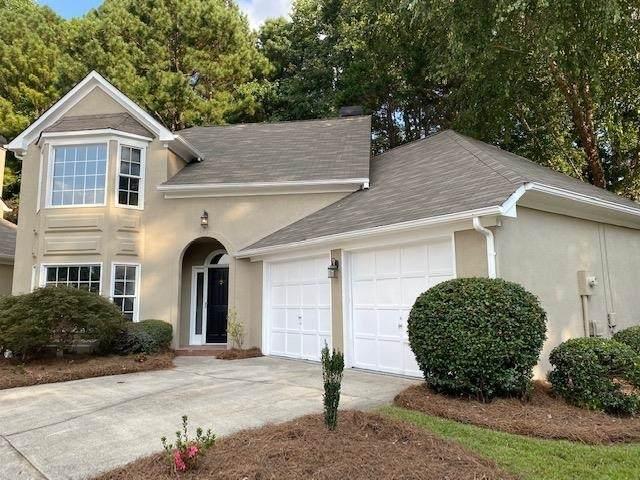 4 Village Lane, Newnan, GA 30265 (MLS #9049354) :: Keller Williams