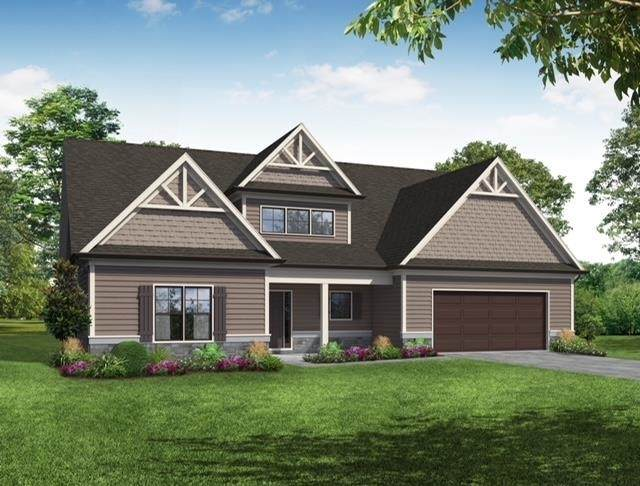 1224 Knowles Aly Lot 27, Griffin, GA 30224 (MLS #9050471) :: Rettro Group