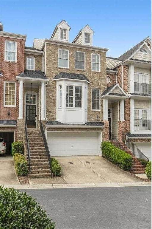 410 Creekview Trail SE, Smyrna, GA 30082 (MLS #9051190) :: The Realty Queen & Team