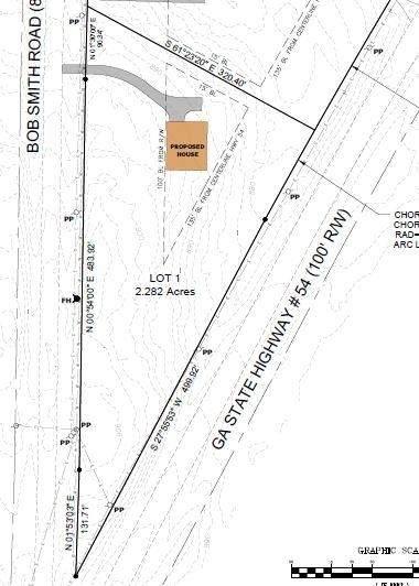 0 Bob Smith Road Lot 1, Sharpsburg, GA 30277 (MLS #9052674) :: Maximum One Realtor Partners