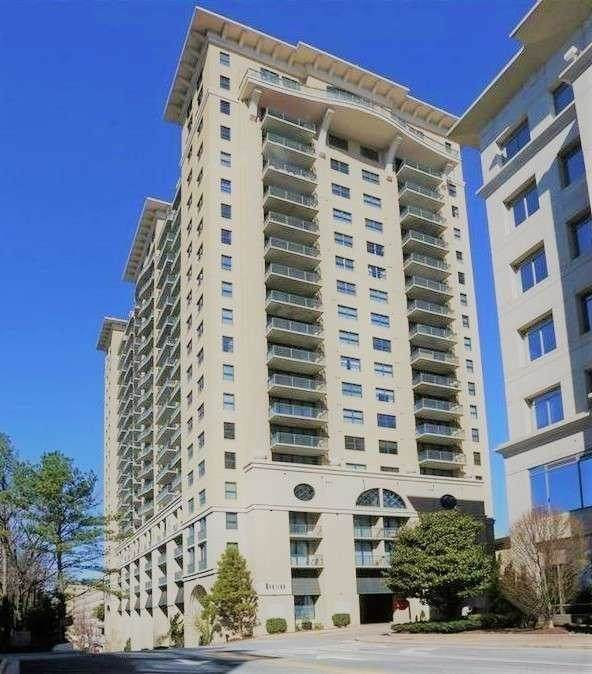 3040 Peachtree Road NW #911, Atlanta, GA 30305 (MLS #9053062) :: Cindy's Realty Group