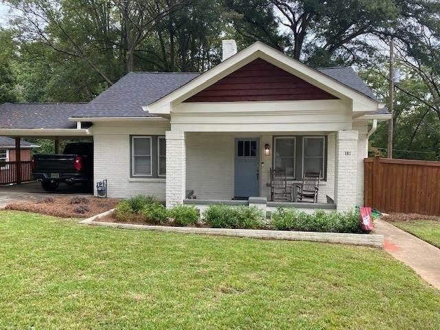 29 NW Gertrude Place, Atlanta, GA 30318 (MLS #9053274) :: Scott Fine Homes at Keller Williams First Atlanta