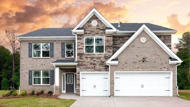 909 Eldridge Road #76, Hampton, GA 30228 (MLS #9054697) :: The Durham Team