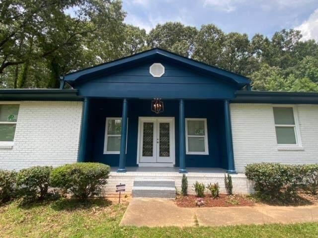 7015 Oak Leaf Drive, Fairburn, GA 30213 (MLS #9054722) :: Regent Realty Company