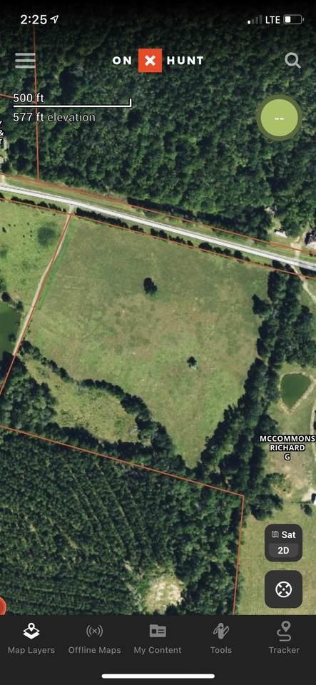 0 Bethany Church Road, Crawfordville, GA 30631 (MLS #9054837) :: Rettro Group