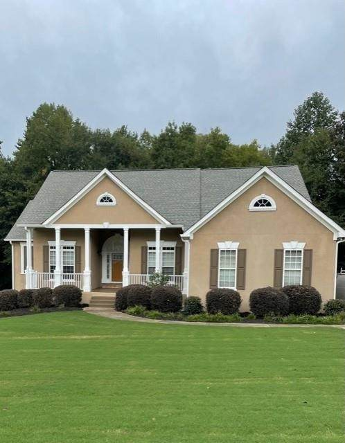 130 Wentworth Way, Newnan, GA 30265 (MLS #9055059) :: Anderson & Associates