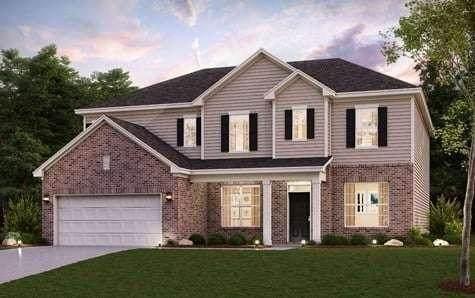 4061 Rockcap Cove Lot 263, Buford, GA 30519 (MLS #9055543) :: Houska Realty Group