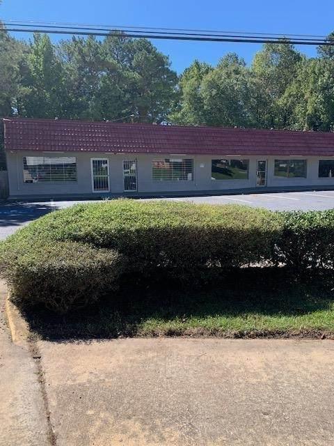 1115 Morrow Road, Morrow, GA 30260 (MLS #9055895) :: Buffington Real Estate Group