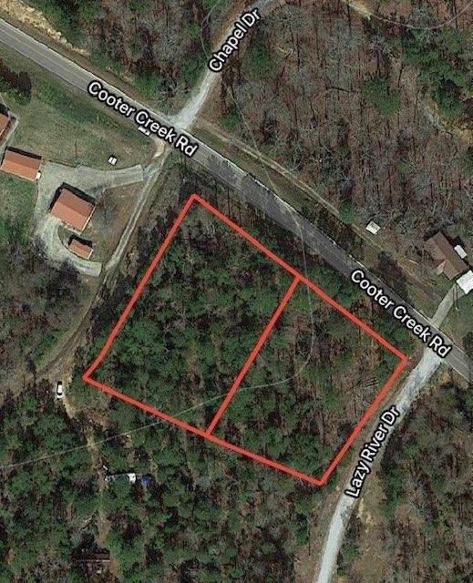 01 & 02 Cooter Creek Road, Elberton, GA 30635 (MLS #9055956) :: Athens Georgia Homes