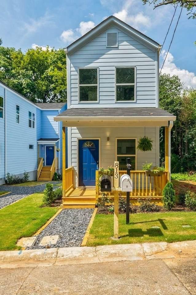 813 Smith Street SW Unit A, Atlanta, GA 30310 (MLS #9056083) :: Statesboro Real Estate