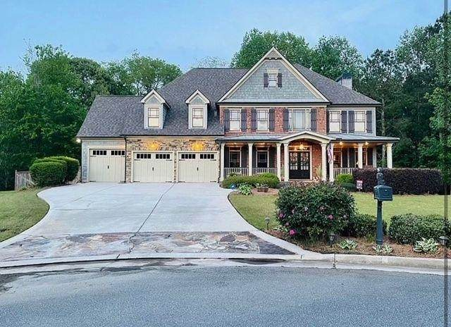 3930 Cooks Farm Lane NW, Kennesaw, GA 30152 (MLS #9056446) :: The Cole Realty Group