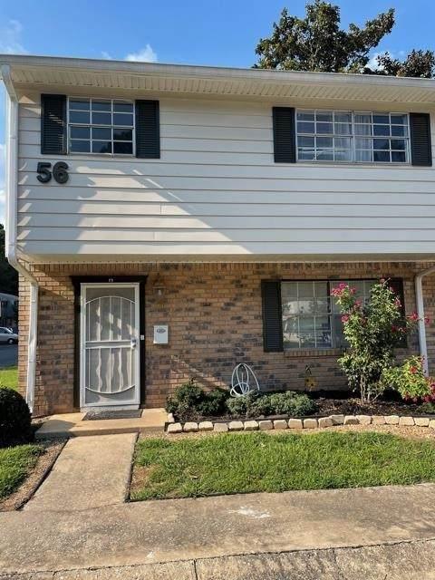 4701 Flat Shoals Road #56A, Union City, GA 30291 (MLS #9056551) :: Statesboro Real Estate