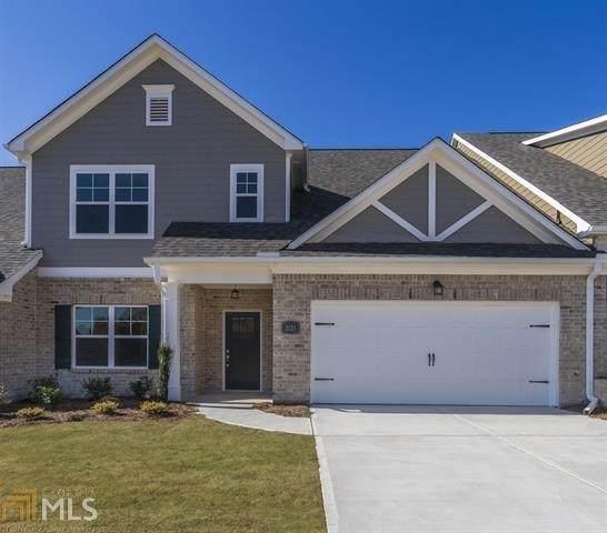 2825 Long Shadow Court #17, Snellville, GA 30078 (MLS #9056919) :: Scott Fine Homes at Keller Williams First Atlanta