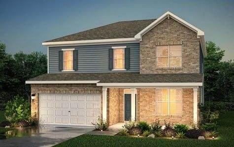 4121 Rock Cap Cove (Lot 269), Buford, GA 30519 (MLS #9057000) :: Athens Georgia Homes