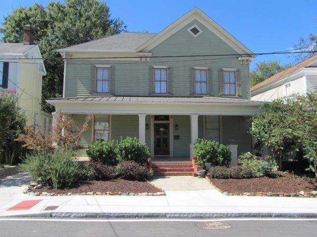1005 College Street, Macon, GA 31201 (MLS #9057128) :: AF Realty Group