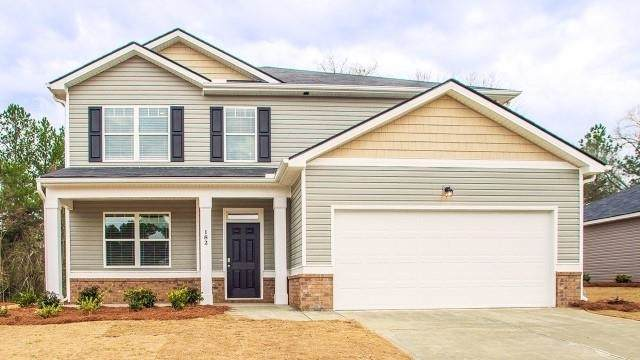 135 Blossom Drive #2046, Senoia, GA 30276 (MLS #9064143) :: Statesboro Real Estate