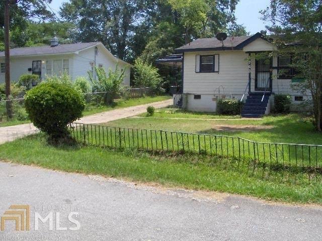 1764 Denton Street, Macon, GA 31206 (MLS #9065312) :: Rettro Group