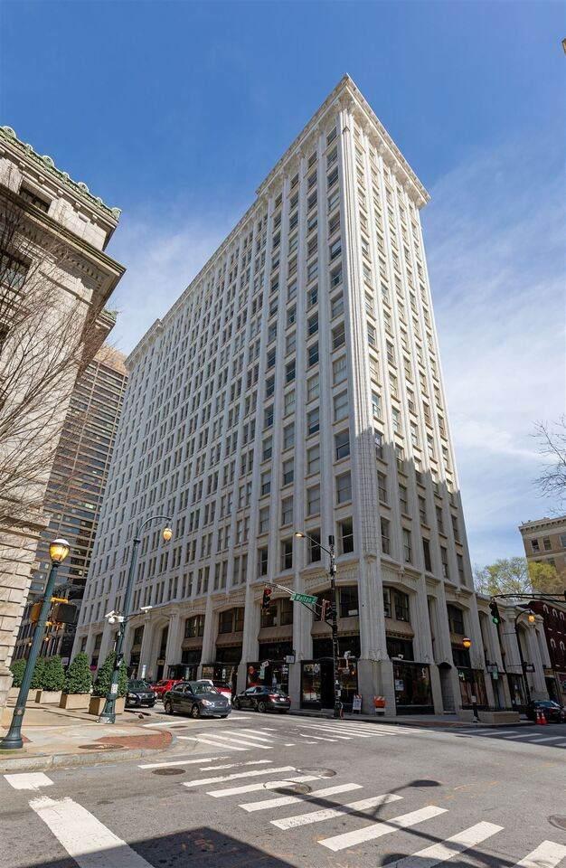 57 Forsyth Street 11G, Atlanta, GA 30303 (MLS #9065803) :: AF Realty Group