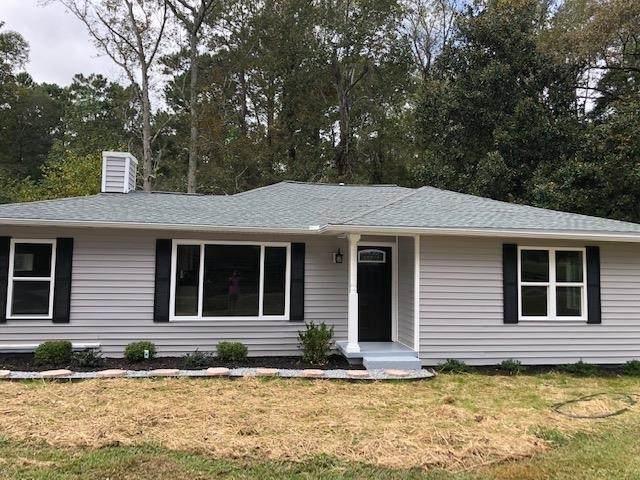 100 Fairview, Brooks, GA 30205 (MLS #9066241) :: Anderson & Associates