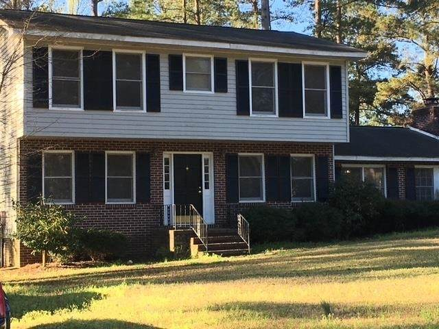 1678 Cardinal Road, Milledgeville, GA 31061 (MLS #9066862) :: EXIT Realty Lake Country