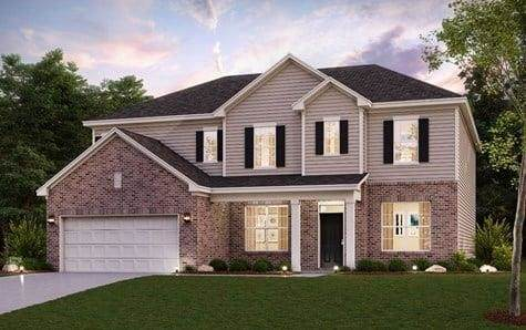 4141 Rockcap Cove Lot 242, Buford, GA 30519 (MLS #9068395) :: EXIT Realty Lake Country