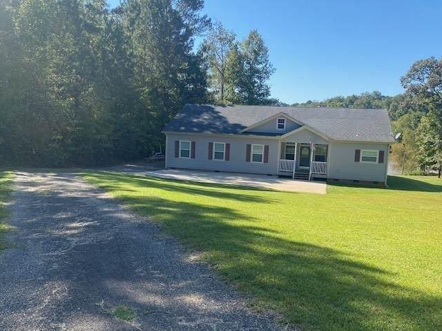 113 Edgewater Drive, Eatonton, GA 31024 (MLS #9068535) :: Regent Realty Company
