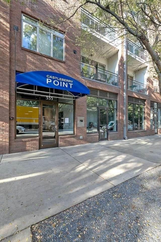 333 Nelson Street SW #409, Atlanta, GA 30313 (MLS #9068721) :: Buffington Real Estate Group