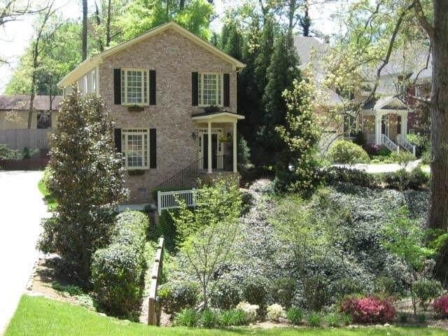 1458 Sylvan Circle, Brookhaven, GA 30319 (MLS #9068965) :: EXIT Realty Lake Country