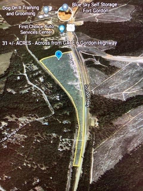 3221 Gordon Highway, Grovetown, GA 30813 (MLS #9069468) :: Statesboro Real Estate