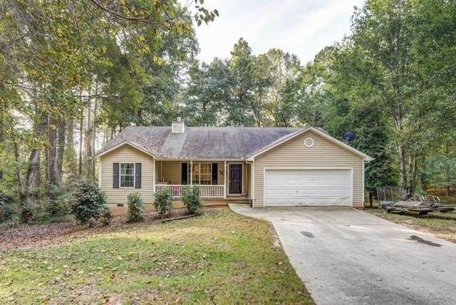 59 Goldfinch Drive, Monticello, GA 31064 (MLS #9069484) :: Rettro Group