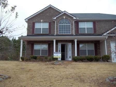 65 Oak Manor Drive, Covington, GA 30016 (MLS #9070554) :: Regent Realty Company