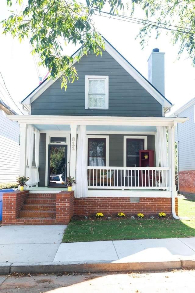 611 Old Wheat Street NE, Atlanta, GA 30312 (MLS #9070698) :: Team Cozart