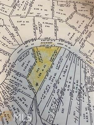 0 Hickory Pass Lot 225, Sparta, GA 31087 (MLS #9071151) :: Regent Realty Company