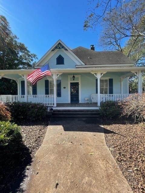 9391 Gillsville Road, Maysville, GA 30558 (MLS #9071497) :: Regent Realty Company