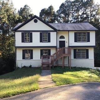 145 Wolf Downs, College Park, GA 30349 (MLS #9071708) :: Scott Fine Homes at Keller Williams First Atlanta