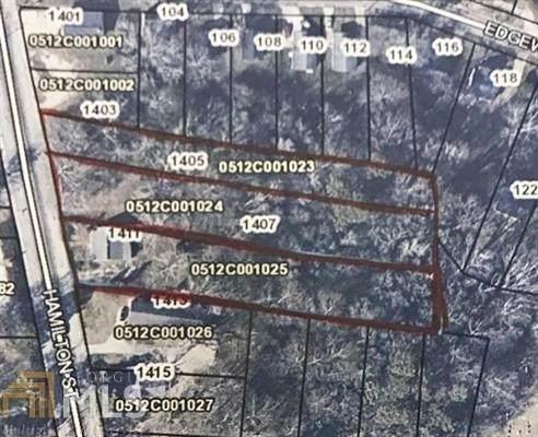 1405 Hamilton Street 1405,1407,1411, Lagrange, GA 30240 (MLS #9071746) :: RE/MAX Eagle Creek Realty