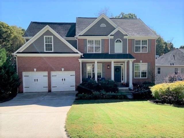105 Clifford Court, Canton, GA 30115 (MLS #9071773) :: The Heyl Group at Keller Williams