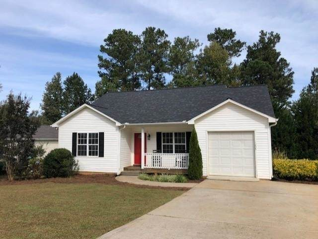 1235 Towne Square Court, Athens, GA 30607 (MLS #9072520) :: RE/MAX Eagle Creek Realty