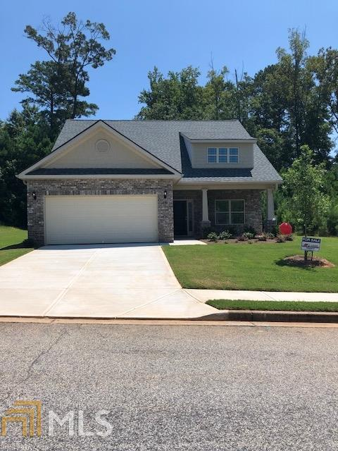 890 Crescent Ln #44, Griffin, GA 30224 (MLS #8306422) :: Buffington Real Estate Group