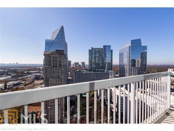3324 Peachtree Rd #2316, Atlanta, GA 30326 (MLS #8314682) :: Keller Williams Realty Atlanta Partners
