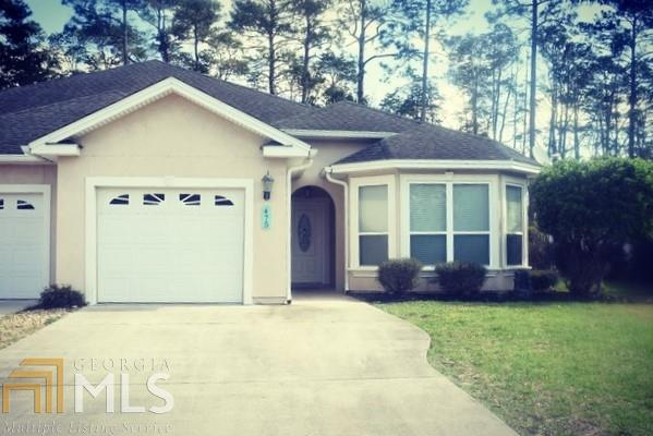 475 Eagle Blvd, Kingsland, GA 31548 (MLS #8330273) :: Bonds Realty Group Keller Williams Realty - Atlanta Partners