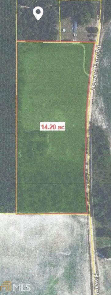 669 Howard Farm Road, Vienna, GA 31092 (MLS #8344828) :: Statesboro Real Estate