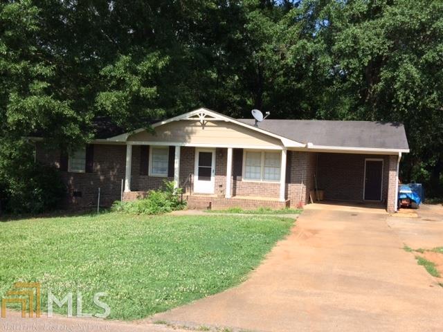 820 Montgomery Ave, Cedartown, GA 30125 (MLS #8398040) :: Main Street Realtors