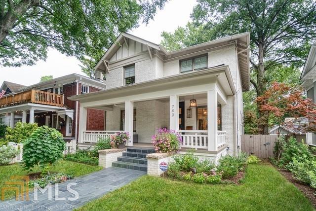 743 NE Argonne Ave, Atlanta, GA 30308 (MLS #8429045) :: Anderson & Associates