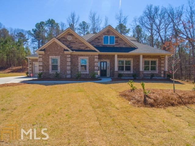 120 Virgil Dr, Fayetteville, GA 30214 (MLS #8472302) :: Keller Williams Realty Atlanta Partners