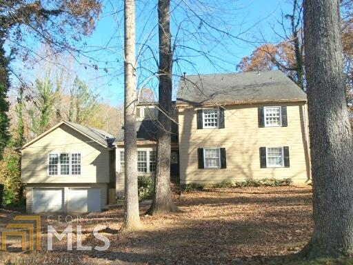 2308 Fox Hound Pkwy, Marietta, GA 30062 (MLS #8477645) :: Buffington Real Estate Group