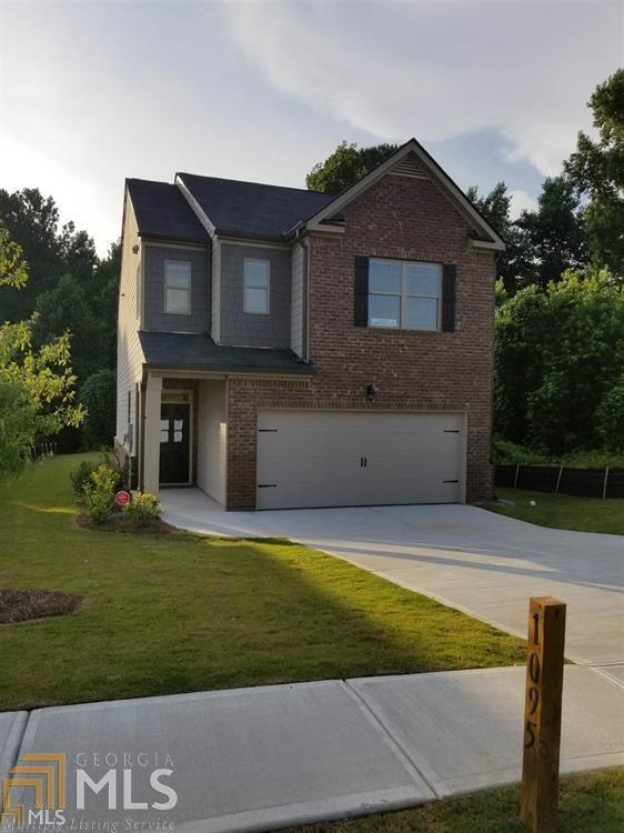 11761 Lovejoy Xing Blvd #36, Hampton, GA 30228 (MLS #8493962) :: Buffington Real Estate Group