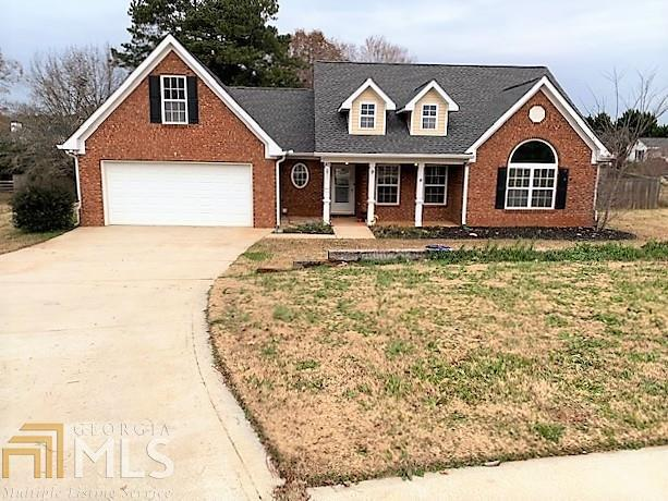 45 Derby Ct, Covington, GA 30016 (MLS #8494538) :: Buffington Real Estate Group